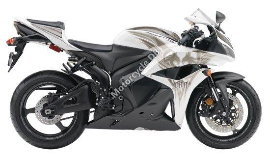 Honda CBR600RR 2009 3472