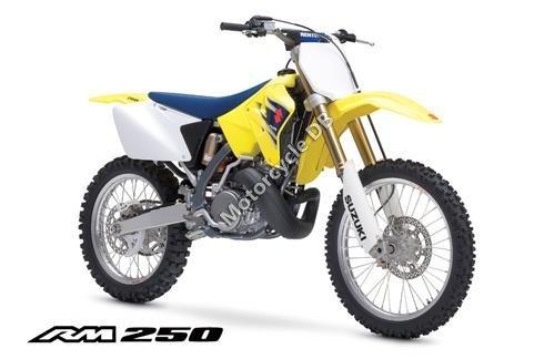 Suzuki RM 250 2007 2314