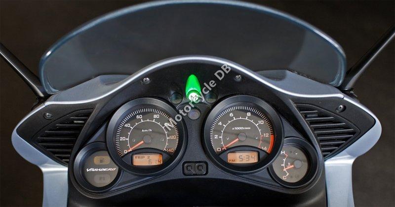 Honda XL125V Varadero 2008 31006
