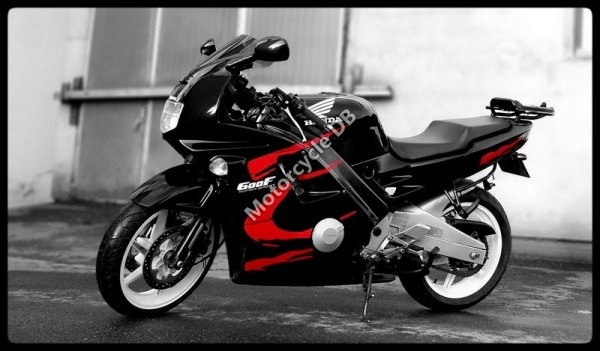 Honda CBR 600 F (reduced effect) 1992 15784