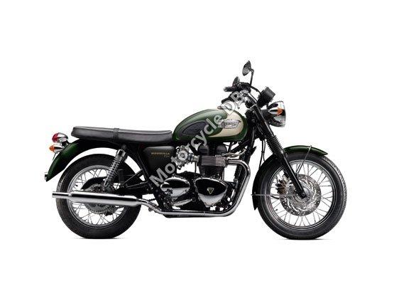 Triumph Bonneville T100 2011 4964