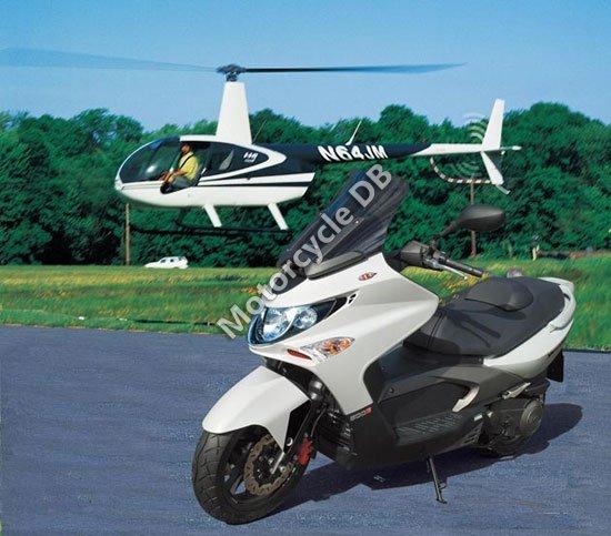 Kymco Xciting 500 Ri 2010 5461