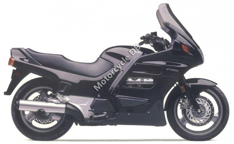 Honda ST 1100 Pan European 1993 30640