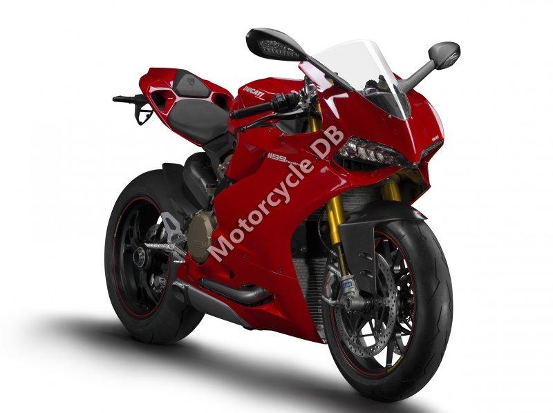 Ducati 1199 Panigale S 2012 31688