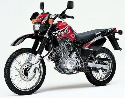 Yamaha XT 600 E 1994 6766
