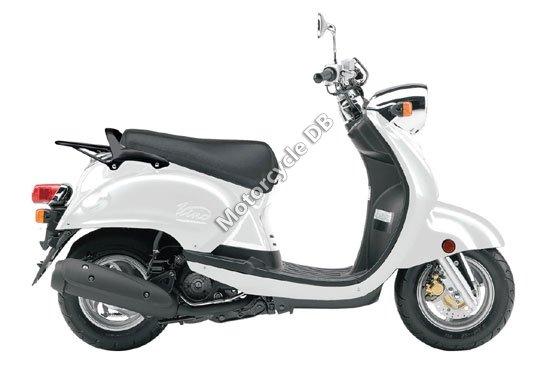 Yamaha Vino 125 2010 4519