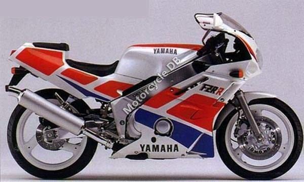 Yamaha FZR 400 RR 1991 9097