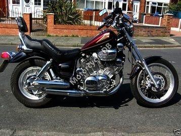 Yamaha XV 1100 Virago 1999 9376