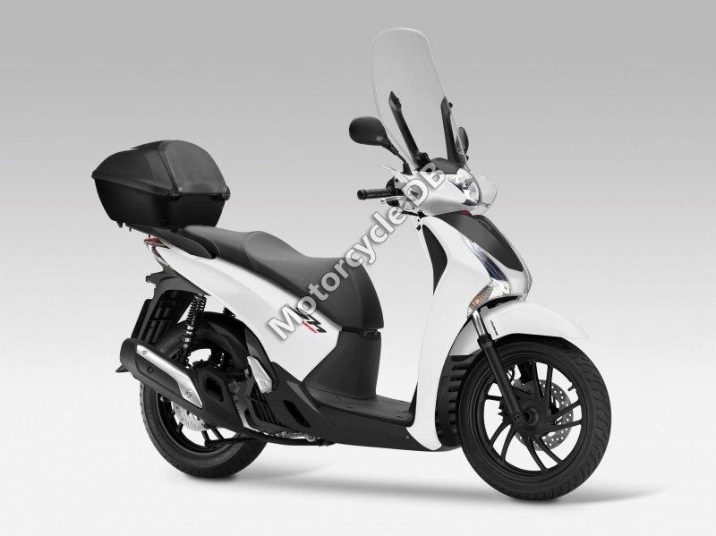 Honda SH125i 2014 30370
