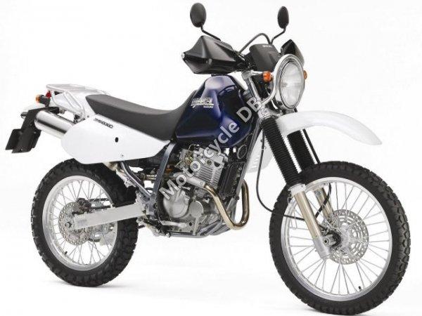 Suzuki Djebel 250XC 2008 10338