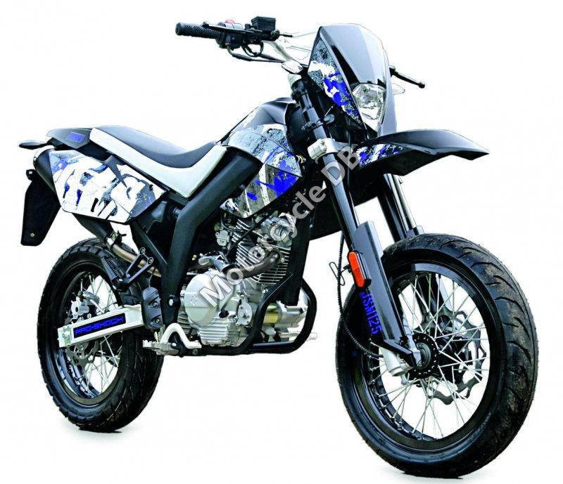 AJS JSM 50 Motard 2012 24886