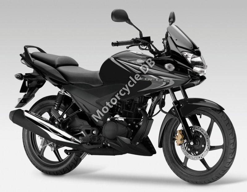 Honda CBF125 2014 30536
