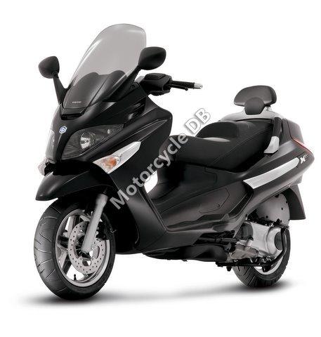 Piaggio XEvo 250 2008 10856