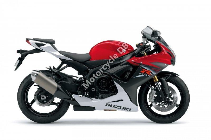 Suzuki GSX-R750 2012 27782