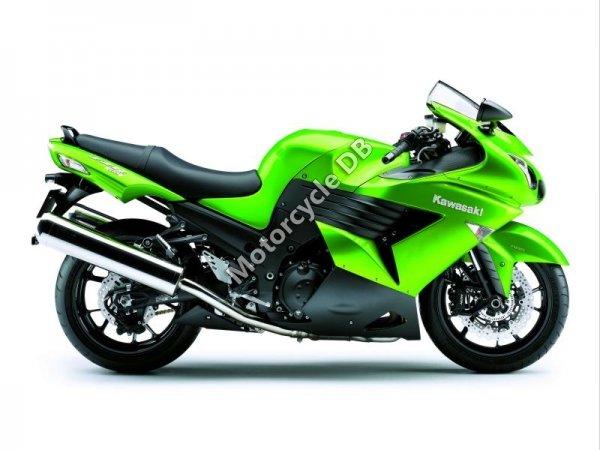 Kawasaki ZZR1400 ABS 2009 12625