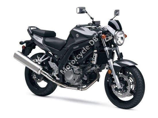 Suzuki SV650 2008 2736