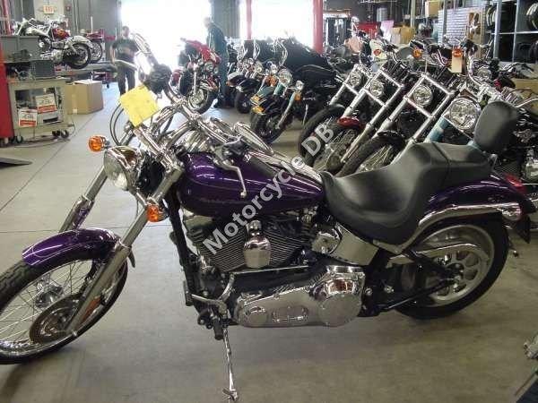 Harley-Davidson FXSTDI Softail Deuce 2002 6920
