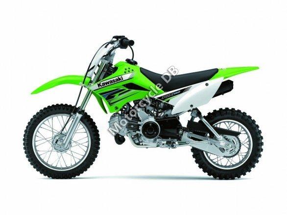 Kawasaki KLX 110L Off-Road 2012 22688