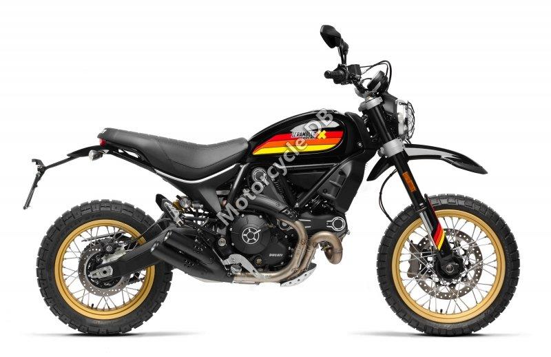 Ducati Scrambler Desert Sled 2017 31165