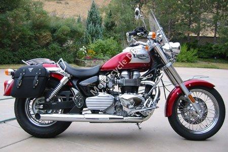Triumph Bonneville 2002 14009