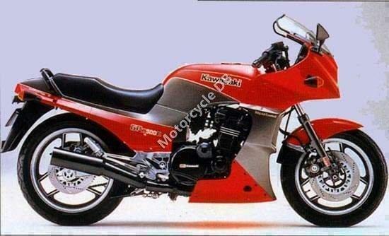 Kawasaki Z 750 Sport 1984 17719