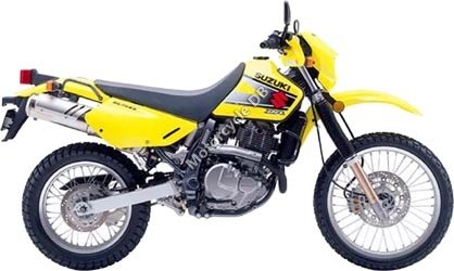 Suzuki Djebel 200 2002 6912