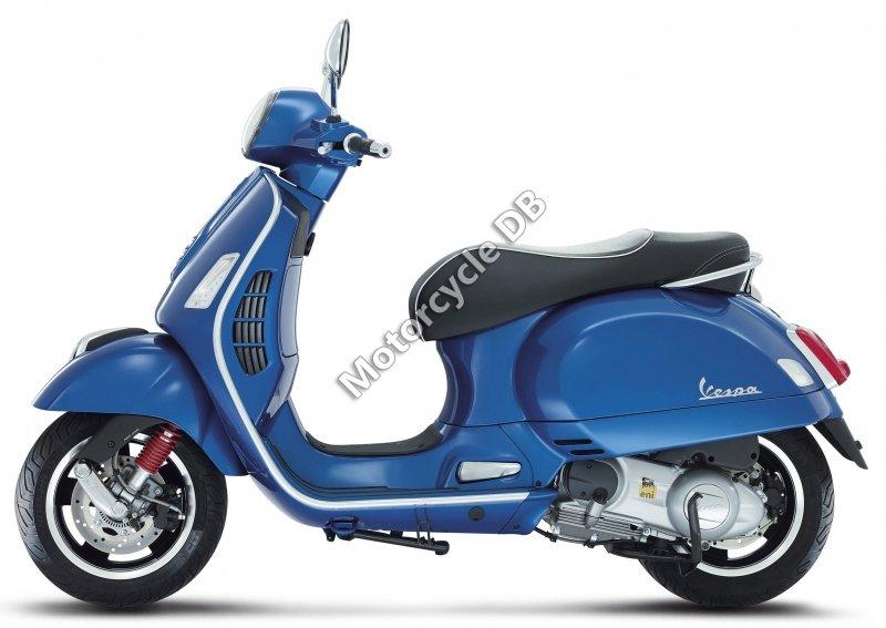 Vespa GTS 125 2011 26906