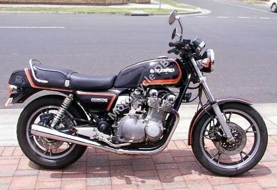 Suzuki GS 850 G 1984 10337