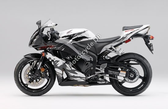 Honda CBR600RR 2010 4205