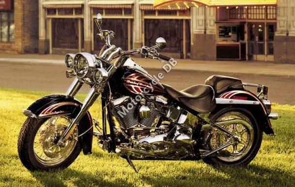 Harley-Davidson FLSTNI Softail Deluxe 2006 8244