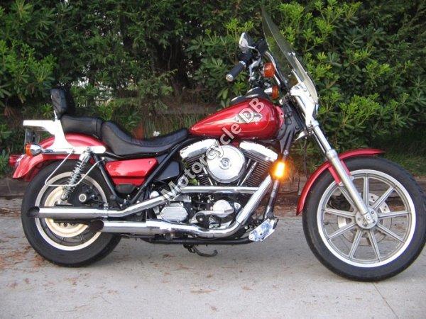 Harley-Davidson FXRS 1340 Low Rider 1991 10880