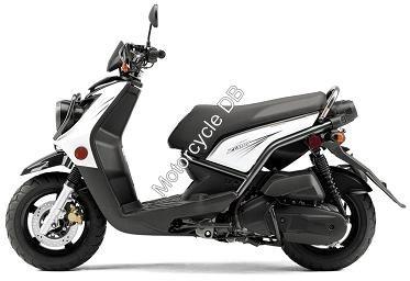 Yamaha BWs 125 2010 86