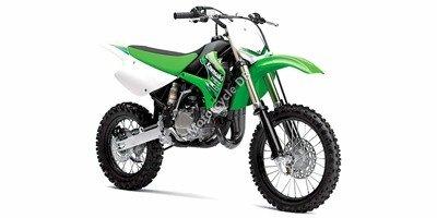 Kawasaki KLX 140L 2013 22858