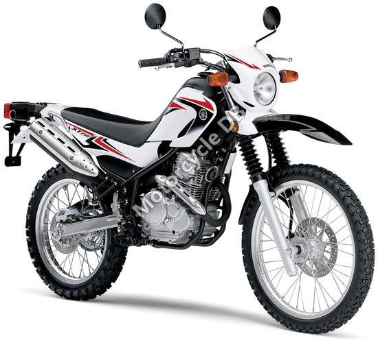 Yamaha XT250 2010 4509