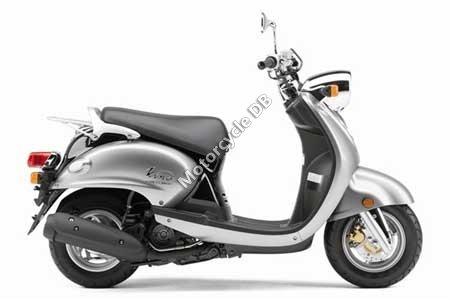 Yamaha Vino 125 2007 2245