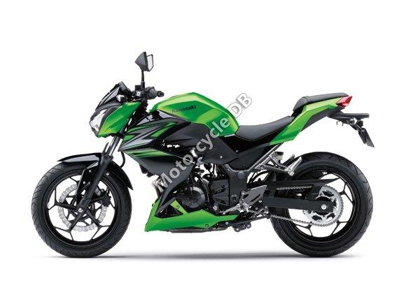Kawasaki Z250 2014 23607