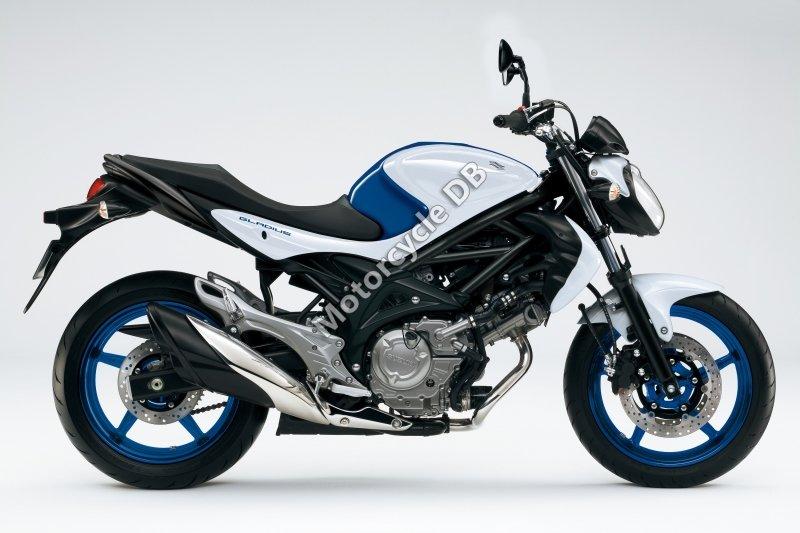 Suzuki SV650 2009 27929