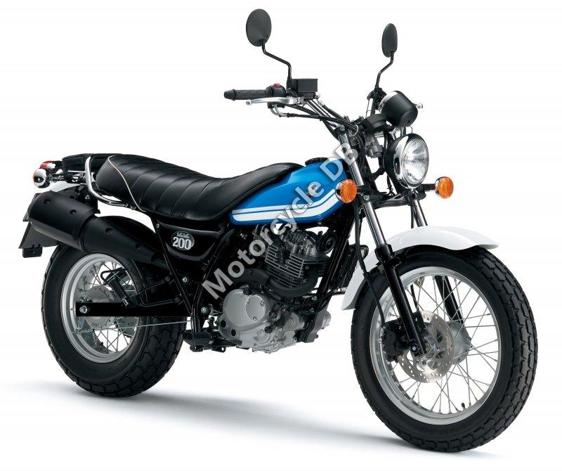 Suzuki VanVan 200 2016 28388