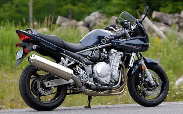 Suzuki Bandit 1250 2007 18243