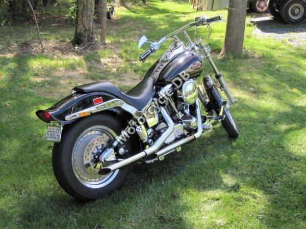 Harley-Davidson Softail Custom 1997 7465