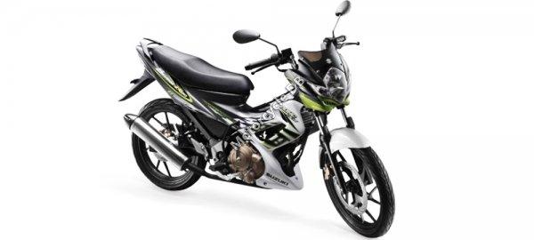 Suzuki Raider R 150 2013 24633