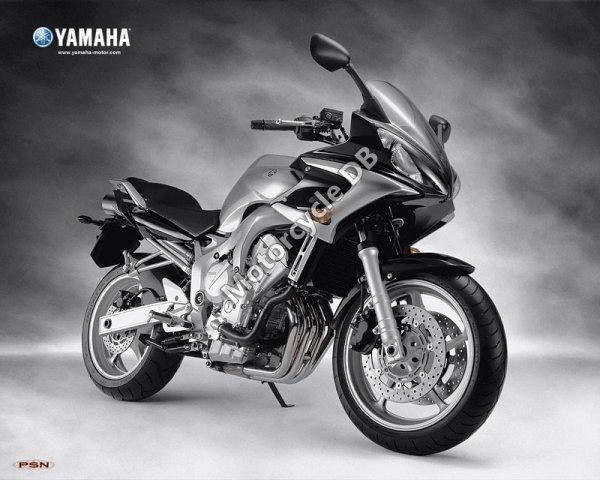 Yamaha FZ6 2005 5764