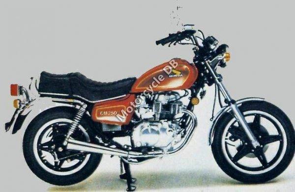 Honda CM 125 C 1986 14083