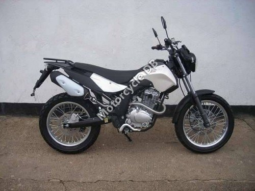 Derbi Cross City 125 2007 20010