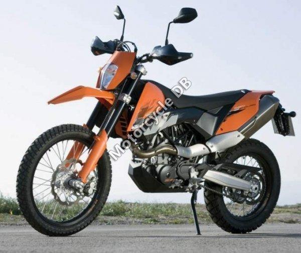 KTM 690 Enduro 2010 17376