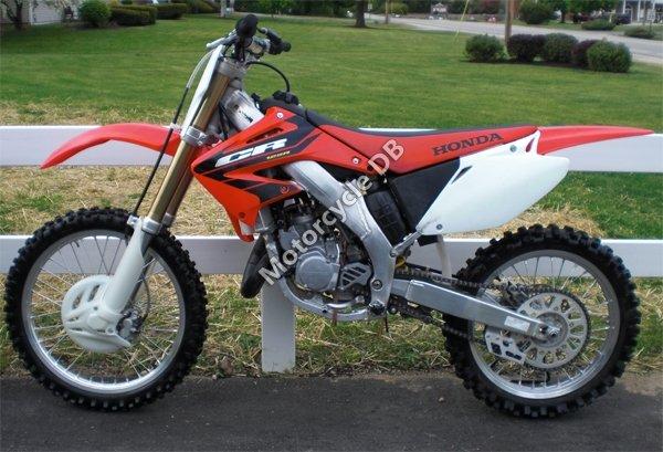 Honda CR 125 R 2004 6692