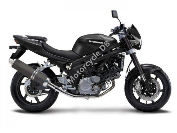 Hyosung GT650 Naked / GT650 Comet 2007 10218