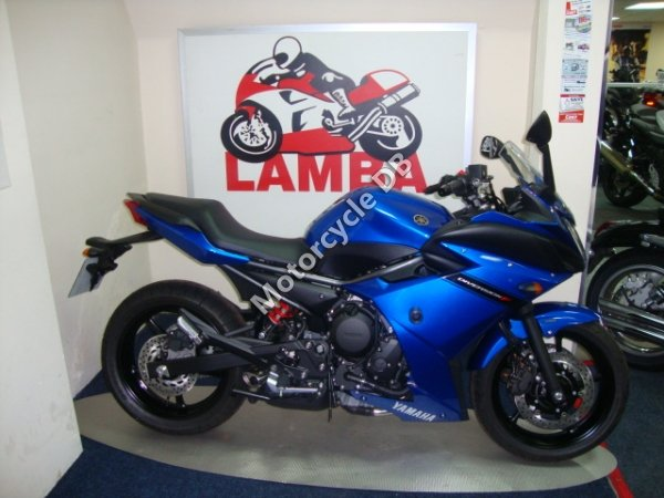 Yamaha XJ6 Diversion ABS 2011 12194