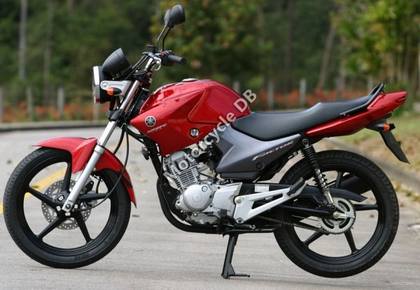 Yamaha YBR125 2009 16309