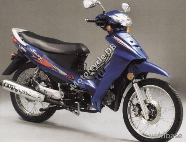 Lifan Delta 250cc V Twin 2009 8527